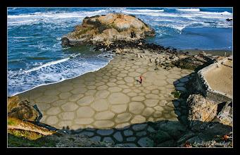 Photo: 'Cells',Sutro Baths, SF.
