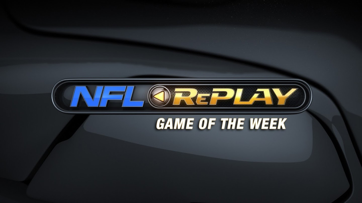 NFL Replay Game of the Week