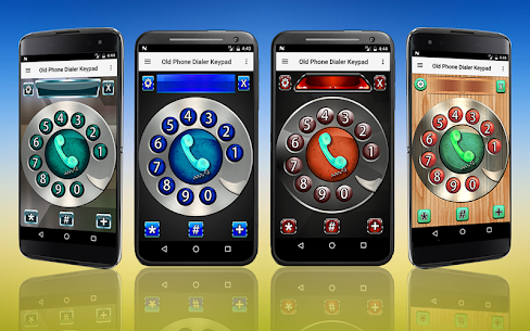 Old Phone Dialer Keypad 1.2.2 APK Mod for Android 1