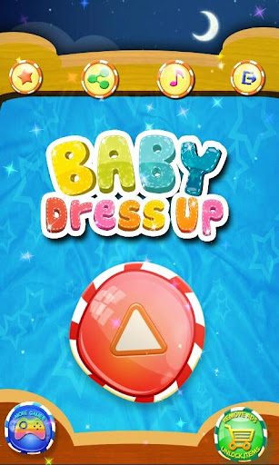 Dress Up - Baby Games