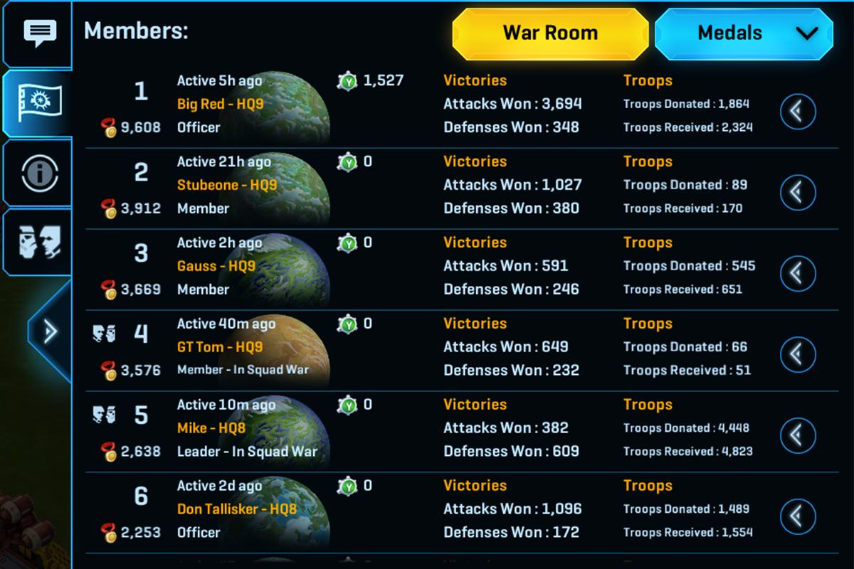 Star Wars™: Commander screenshots