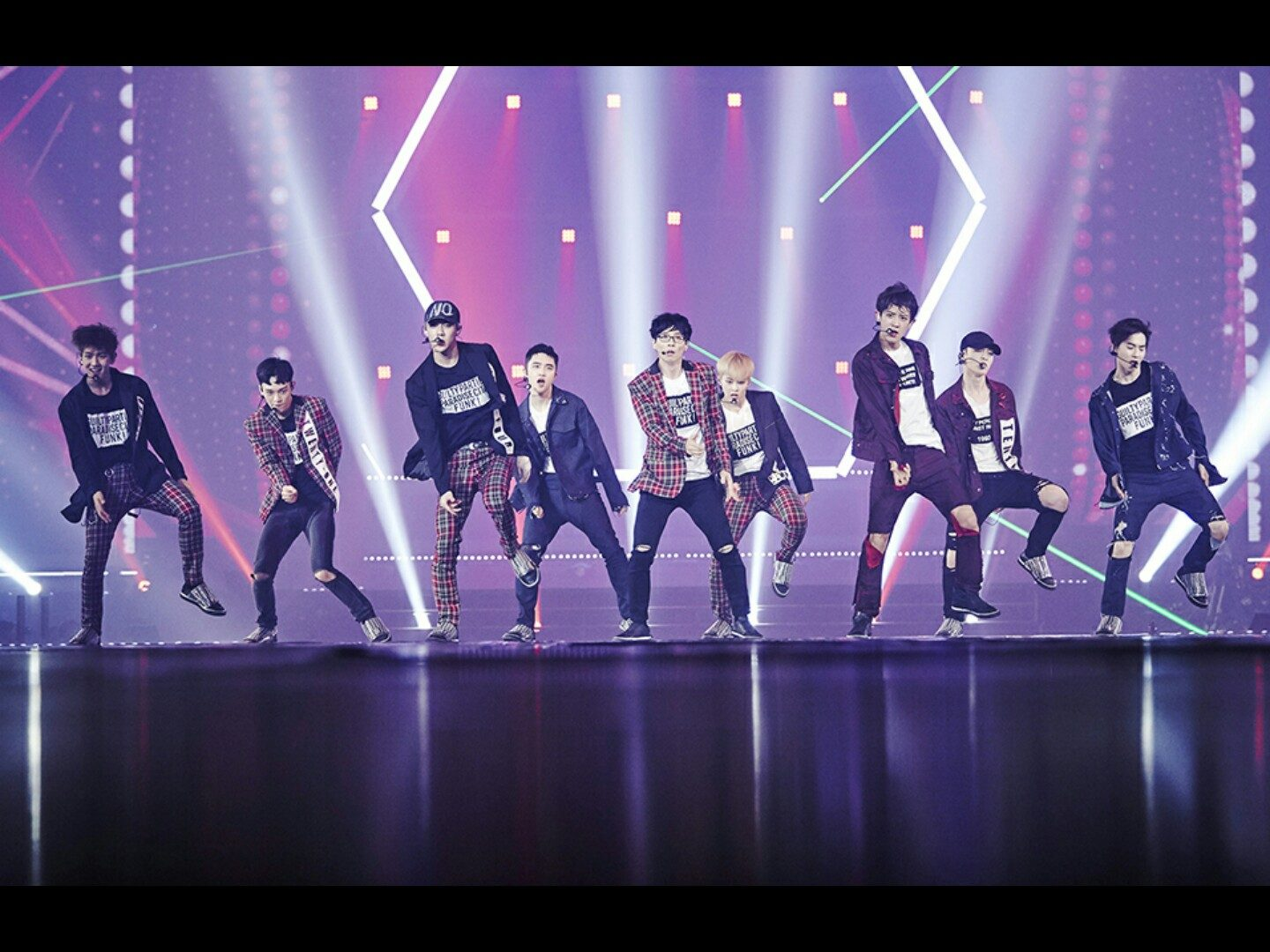Yoo In Suk Update: Yoo Jae Suk And EXO Release SM STATION Collaboration Track