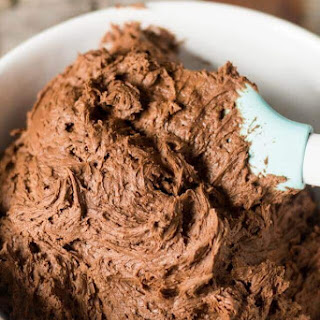 Best Chocolate Frosting.