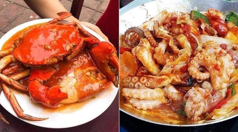 10 công thức nấu các món hải sản ngon như nhà hàng