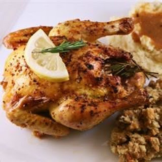 Roasted Cornish Game Hens Recipes