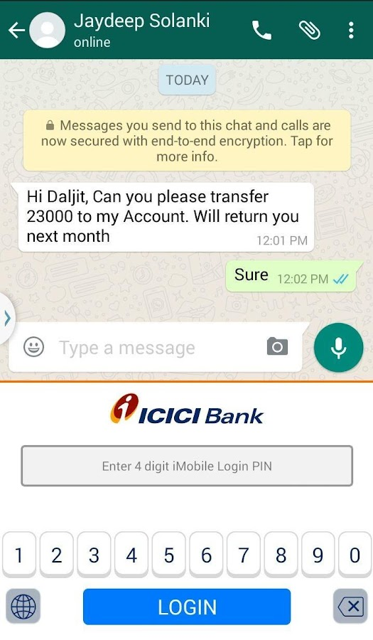 iMobile by ICICI Bank Android Apps on Google Play – Bank Application