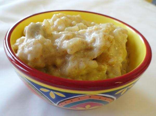 Stove Top Rice Pudding Recipe