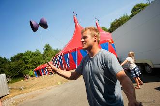 Photo: Cirkus Flik Flak.Sted: Heruf Trolles Vej 138, 5220 Odense SØ.Dato: 28/07/14Journalist: Foto: Alex Tran