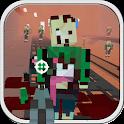 Pixel Zombies Planet icon