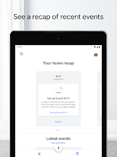 Google Home Screenshot