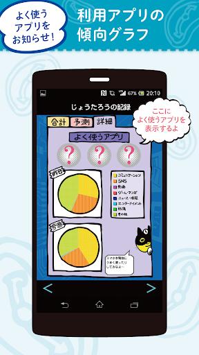 u30b9u30deu30dbu5229u7528u6642u9593u30c1u30a7u30c3u30abu30fcuff5eu4ecau6708u306fu3069u306eu304fu3089u3044u4f7fu3046uff1fu4e88u6e2cu30a2u30d7u30ea 1.0 Windows u7528 5