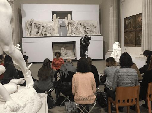 Méditation au Musée des Beaux-Arts de Lyon