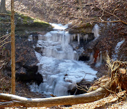 Photo: Frozen entrance area