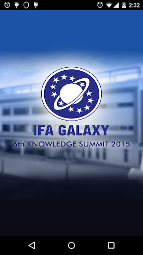 IFA GALAXY SUMMIT 2015