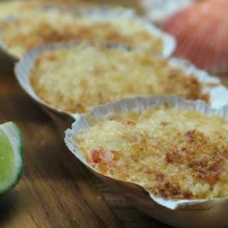 Brazilian Stuffed Crab Shells - Casquinha De Siri