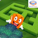 Marbel Labyrinth - Puzzle Games for Kids icon