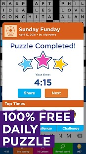 Download Daily Celebrity Crossword For Pc