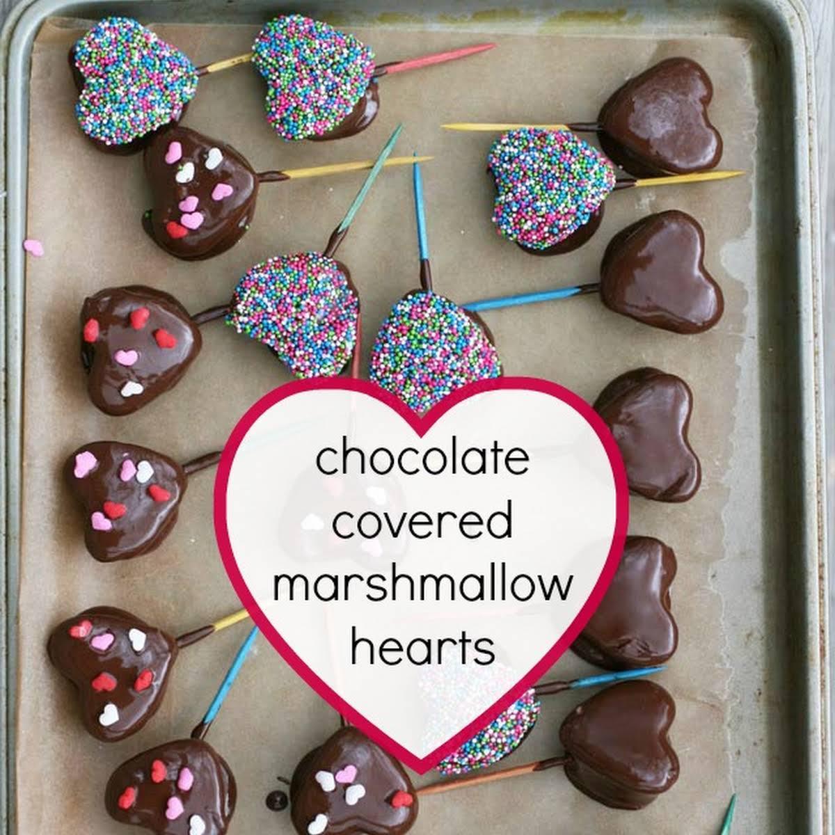 Coconut Chocolate Marshmallow Recipes