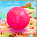 Candy Sky: Rolling 3D icon
