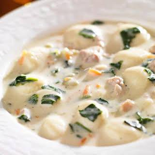 Potato Gnocchi And Chicken Recipes.