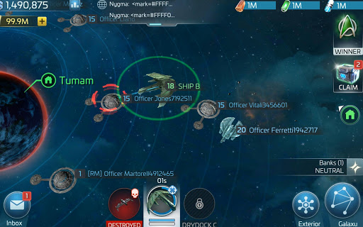 Star Trek Fleet Command screenshot 14