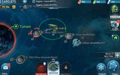 Star Trek™ Fleet Command APK screenshot thumbnail 14