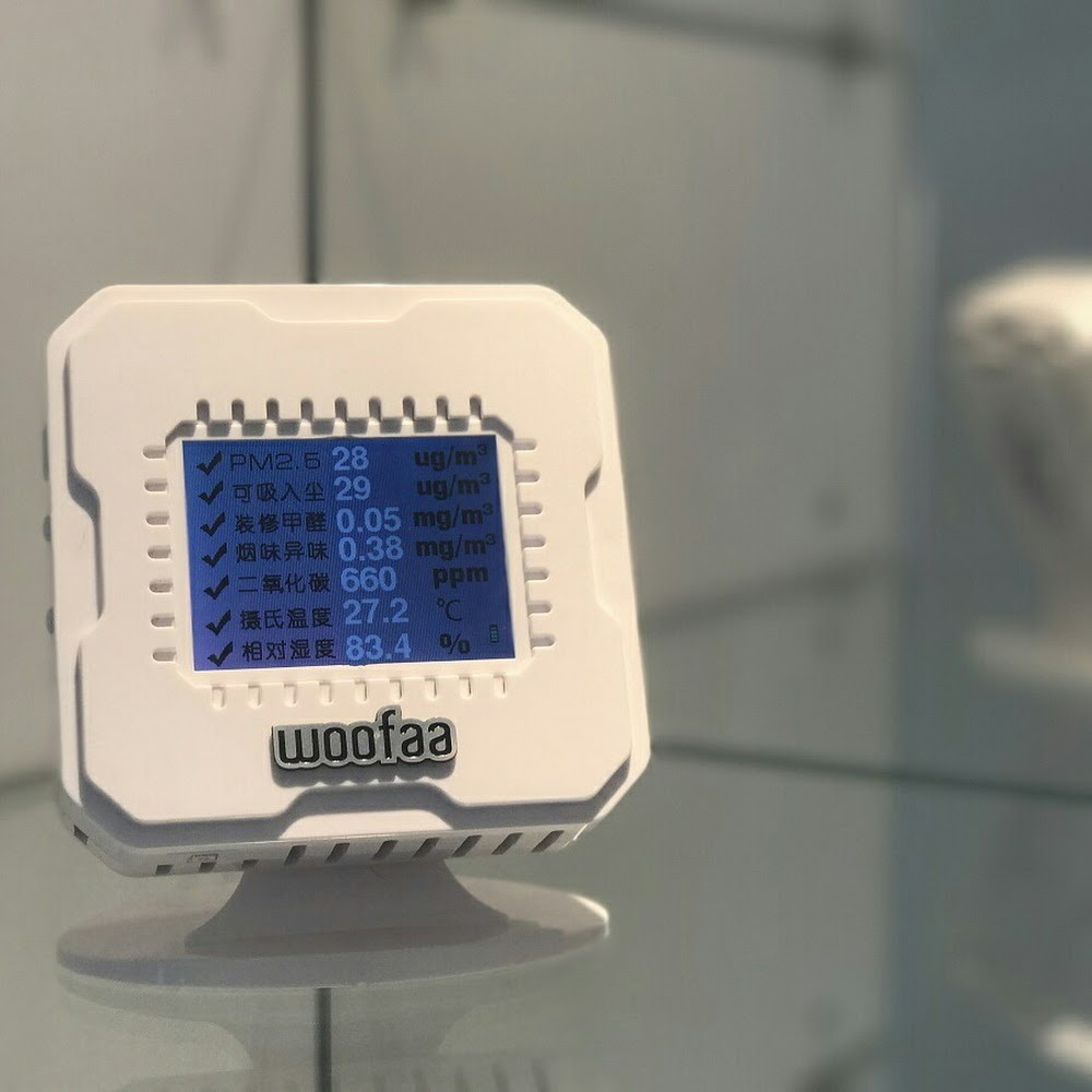 WOOFAA - 威發狗-空氣質素檢測儀