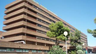 El menor fue atendido en el Hospital General de Albacete.