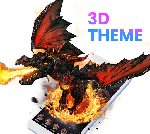 CM Launcher 3D - Themes, Wallpapers 5.82.0 screenshots 2