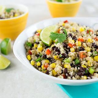 Quinoa Mexi-Lime Salad