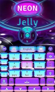 Neon-Jelly-GO-Keyboard-Theme 1