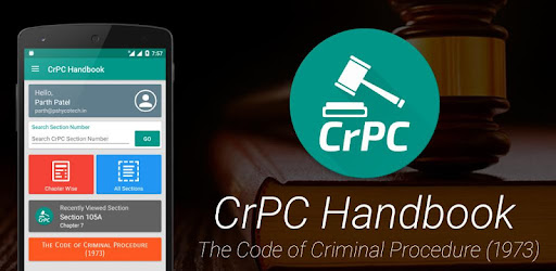 CrPC Handbook - Criminal Code for PC