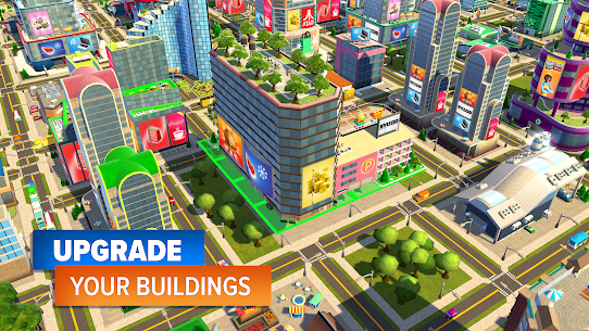 Citytopia MOD APK 2.9.10 [Unlimited Money + Unlimited Gold] 3