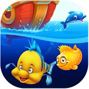 Free Fish Mania Match 3 Puzzle Games for Free 2018 APK for Windows 8