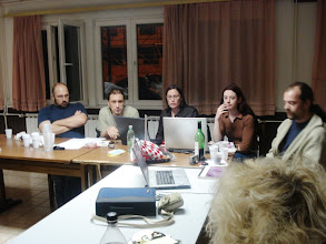 Photo: Serious talks & meetings