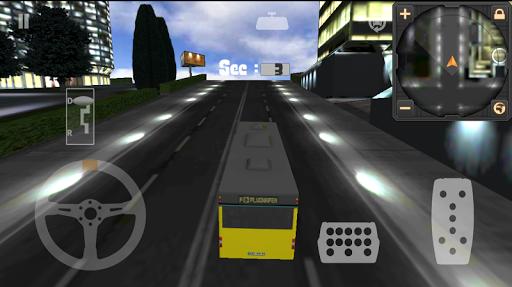 Night City Bus Simulator 2016