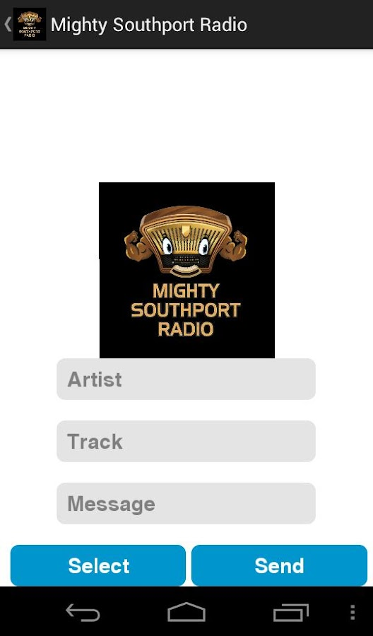 Mighty Southport Radio- screenshot