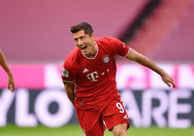 Bundesliga : Robert Lewandowski et le Bayern s'offrent un festival pour fêter le titre