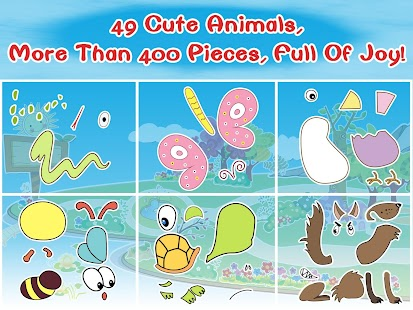 My Animal Island (kids 2+)- screenshot thumbnail