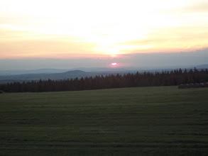 Photo: východ slunce