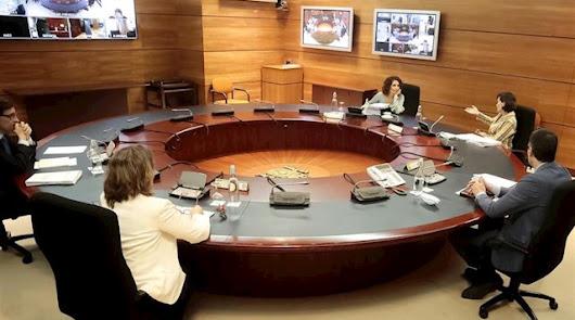 El Gobierno y Cs acuerdan una prórroga de 15 días del estado de alarma