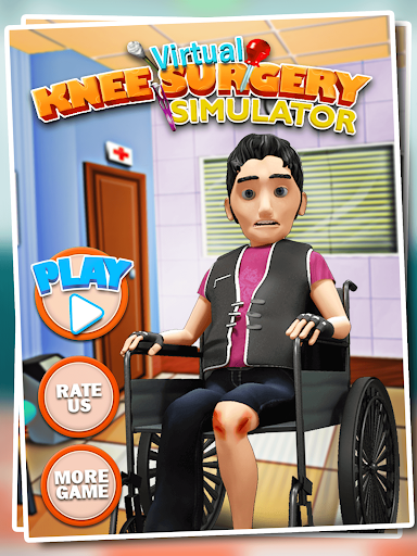 Virtual Knee Surgery Simulator game (apk) free download for Android/PC/Windows screenshot