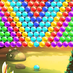 Forest Pop Bubble Shooter Icon