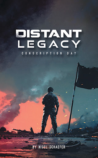 Distant Legacy cover