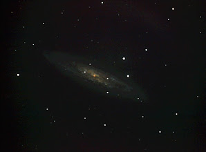 Photo: The Sculptor Galaxy NGC 253