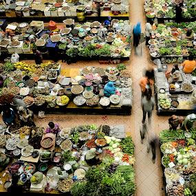 by Tuty Ctramlah - City,  Street & Park  Markets & Shops