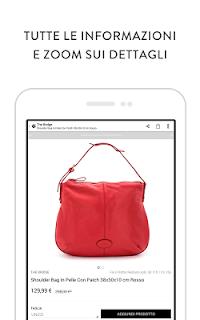 Privalia, outlet di moda screenshot 08