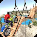 Bike Stunt Race 3d Bike Racing Games - Free Games icon