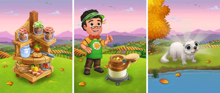 Farmville 2 pickling corner