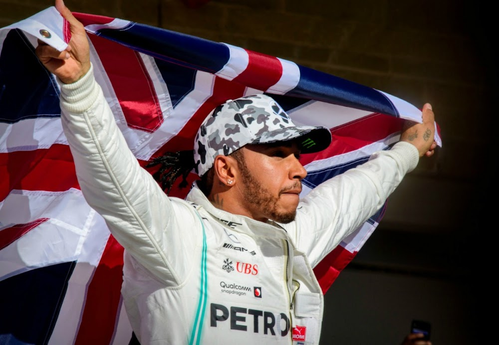 In moment of triumph, Lewis Hamilton thinks of loss